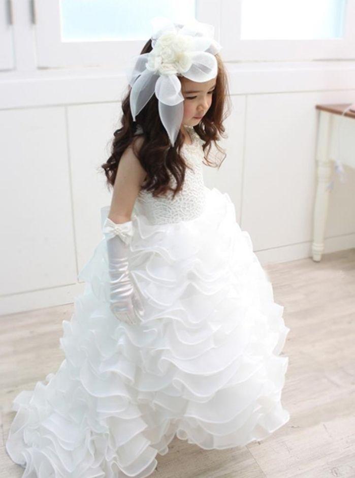 Flower Girl Dresses Long Frock Design Dresses For