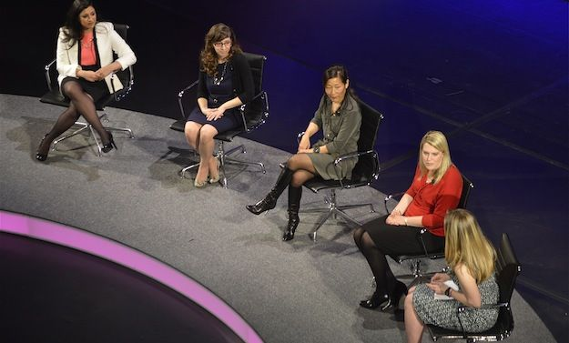 #Bestof2013 The Top 5 Moments From the 2013 Women in the World Summit