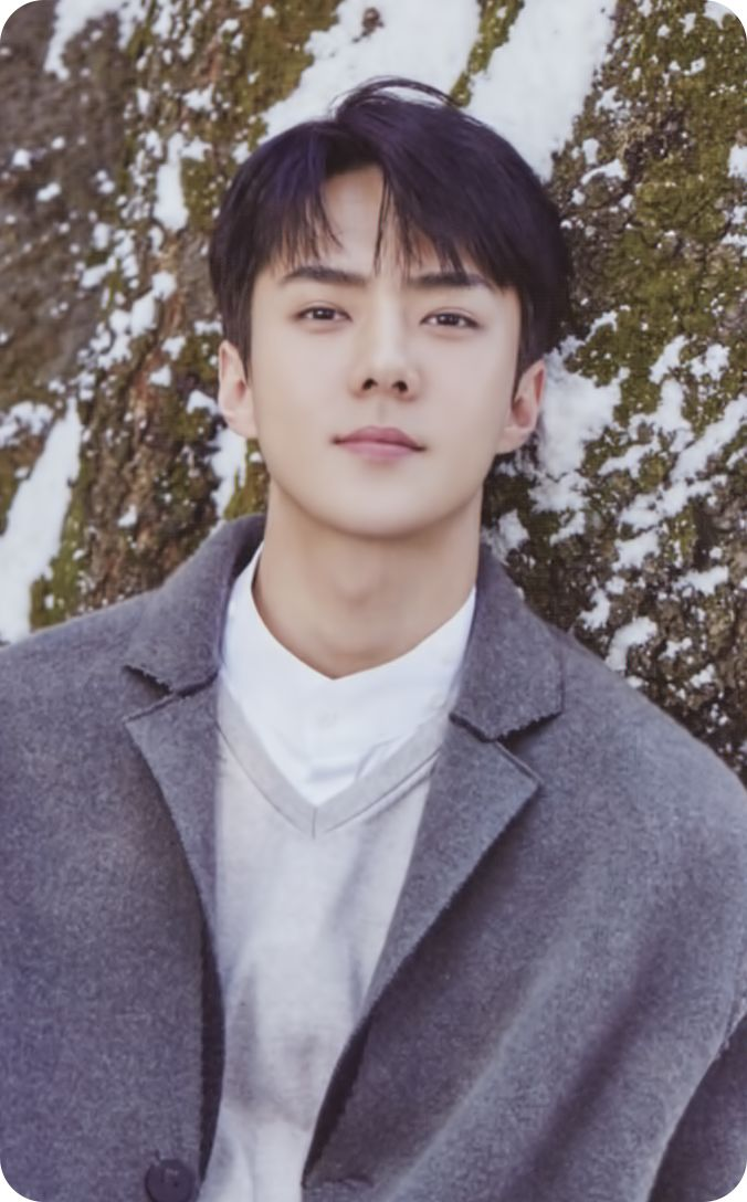 [HQ] Sehun 180108 Nature Republic CF
