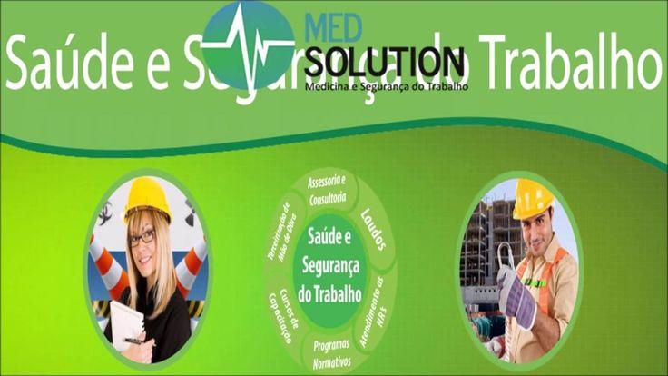 Empresa de Medicina e Segurança No Trabalho em SP - Med Solutions