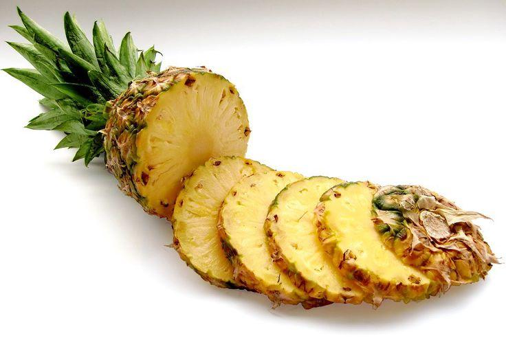 ananasový sirup proti kašli