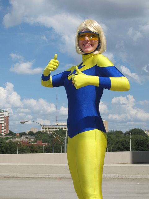 #BoosterGold #Cosplay