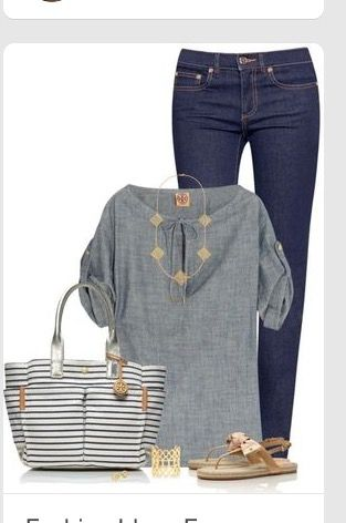 Love all of this except shoes. But silver instead of gold.