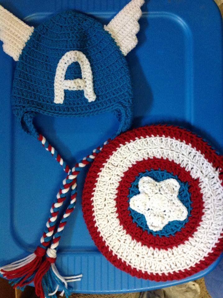 Mejores 115 imágenes de Crochet Super heros en Pinterest   Gorros ...