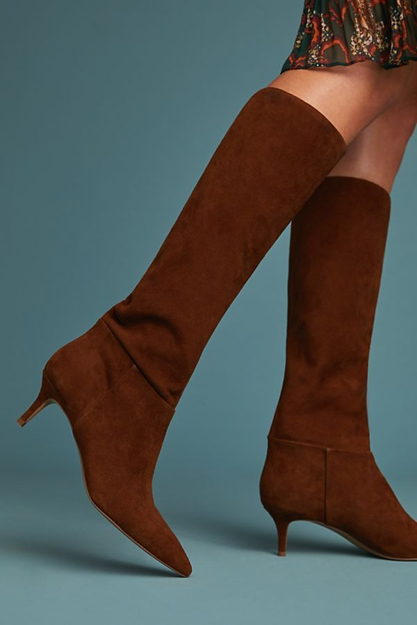 e71ce14cb492 Slide View  3  Steve Madden Kirby Kitten-Heeled Tall Boots