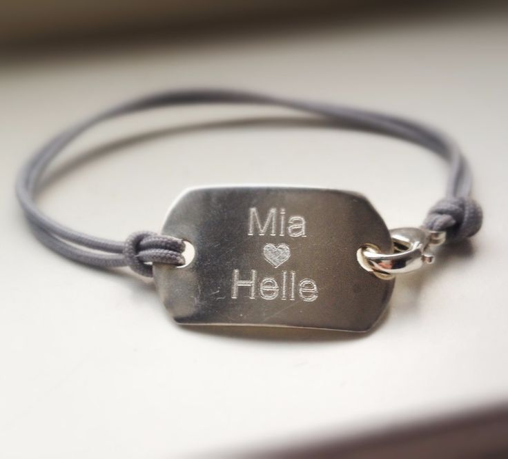 Customized ID-tag
