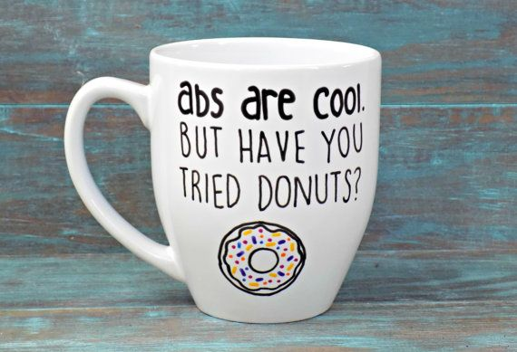 Hey, I found this really awesome Etsy listing at https://www.etsy.com/listing/250119660/funny-mug-funny-coffee-mug-abs-are-cool