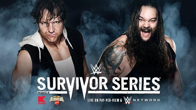 Dean Ambrose vs. Bray Wyatt | WWE.com #WWE #SurvivorSeries