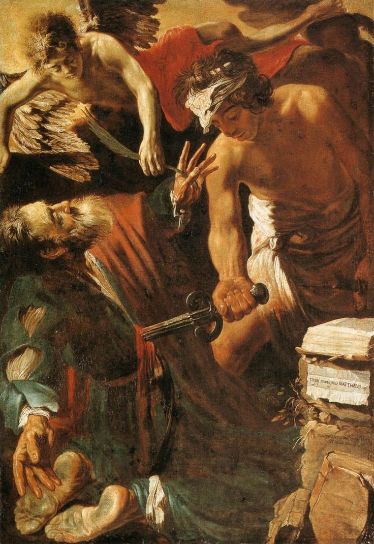 25 best images about +Martyrdom of St. Matthew + on ...