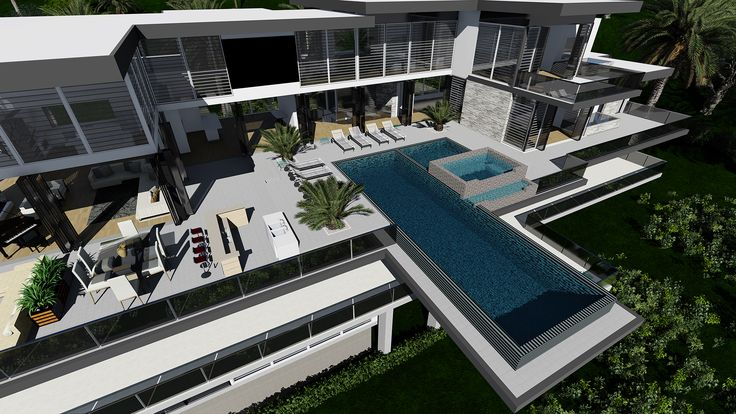 This Magnificent Cantilever Home for Ocean View Living | Next Generation Living Homes