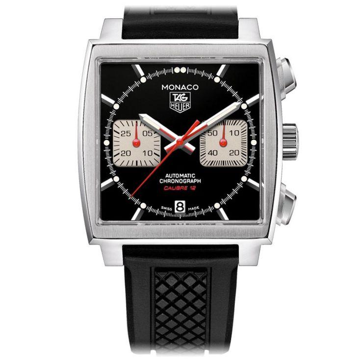 Reloj TAG Heuer Mónaco cronógrafo Hombre CAW2114.FT6021.