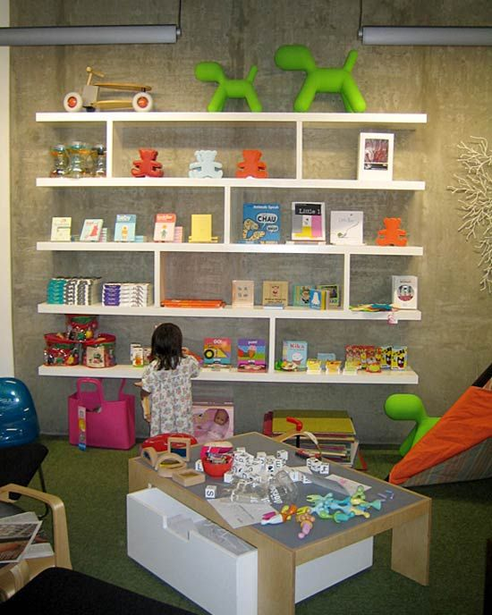 Store design ideas for kids toys architecture interior for Home decor outlet stores online