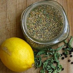 Lemon Pepper wih Garlic and Herbs