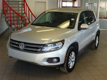 Sport Utility - 2013 Volkswagen Tiguan 2.0 TSI Trendline 4MOTION HEATED SEATS $0 DOWN $22 in Edmonton, AB  $28,950