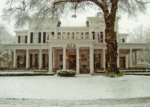 This is UGA's beautiful house. Living in it next year!!