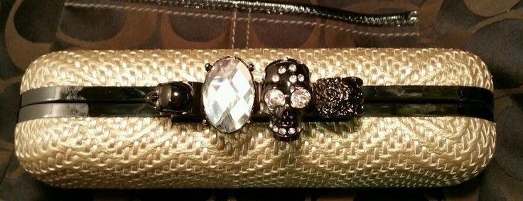 Skull Knuckle Ring Fashion Evening Clutch in Handbags & Purses | eBay