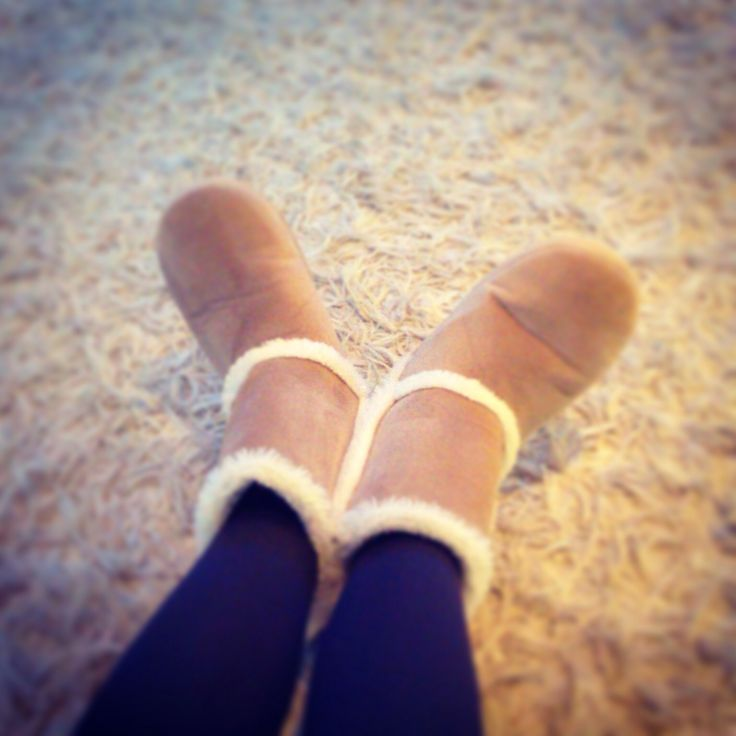 Super comfy slippers