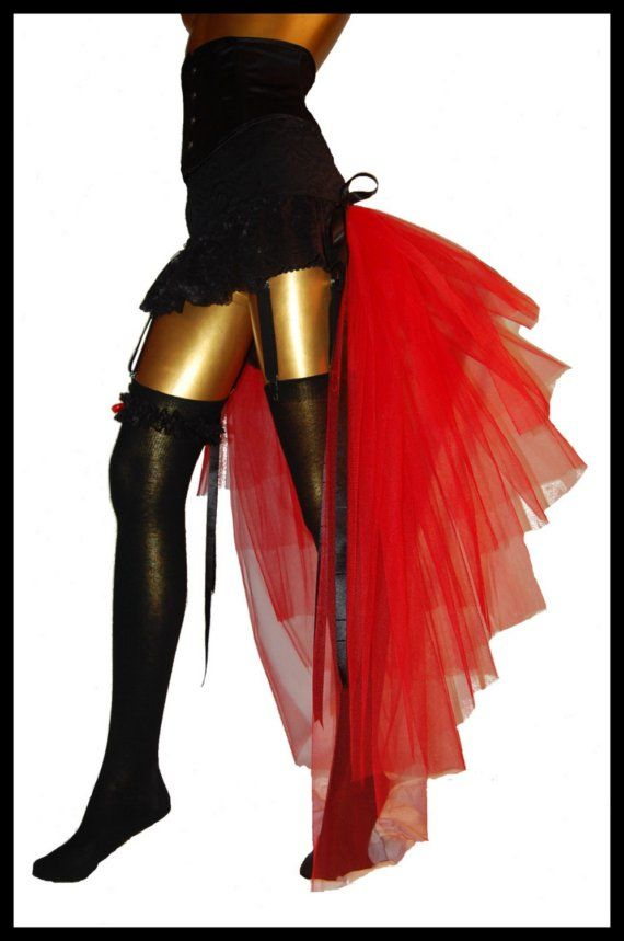 665 best burlesque images on pinterest costumes burlesque exotic carnival bustle skirt festival costume burlesque cabaret showgirl tulle redly nightshade gothic victorian couture solutioingenieria Images