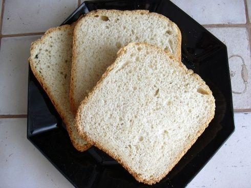 0266. bílý toustový chléb - recept pro domácí pekárnu