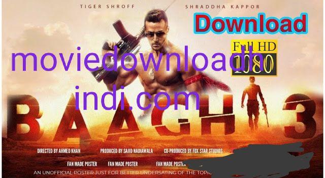 Baaghi 3 Full Movie Download Hd 2020 Baaghi 3 Full Movie Full Movies Download Download Movies Full Movies
