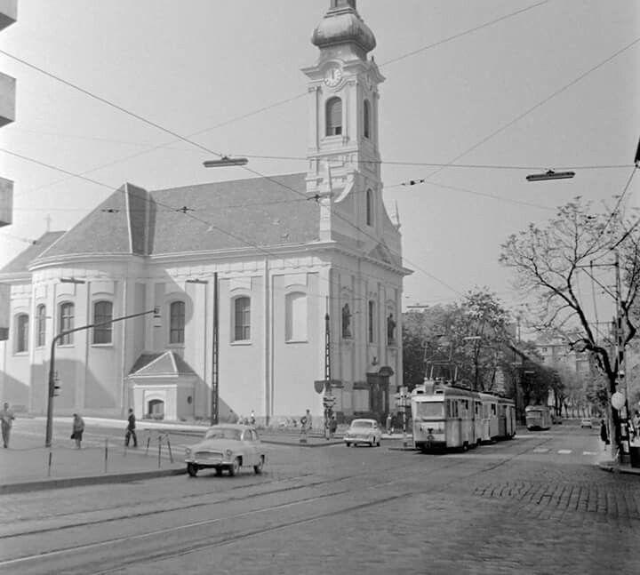 1970 Krisztina krt. Mészáros uutca sarok