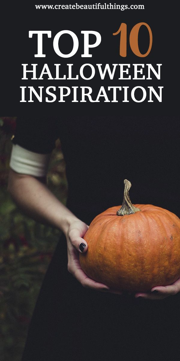 10 Awesome Inspirations For Your Halloween Party