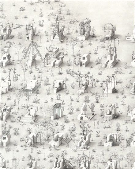http://www.guardian.co.uk/artanddesign/2009/sep/19/paul-noble-how-he-draws#zoomed-picture