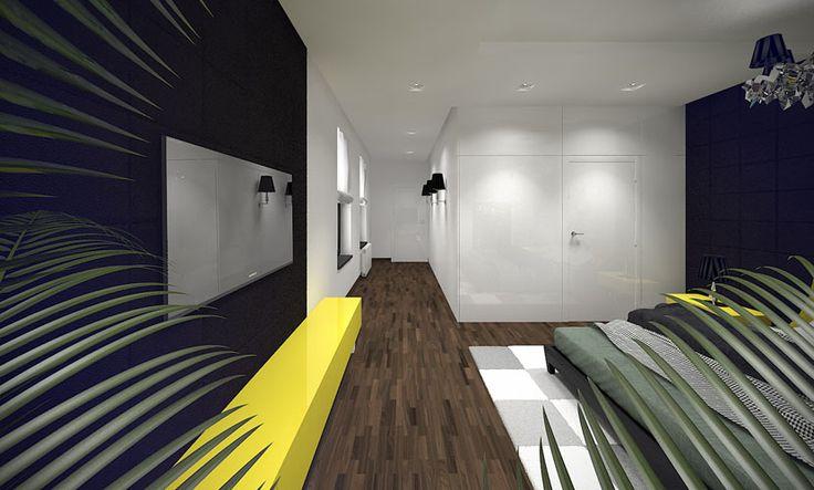 Tu architekci | Wnętrze domu jednorodzinnego w Łodzi