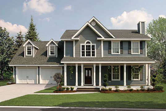 1000 ideas about modular homes on pinterest for Vermont farmhouse plans