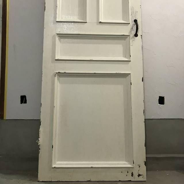 1 4とベニヤ板とモールディングでアンティーク風扉をdiy Diy 家具