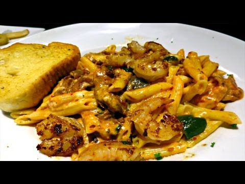 Cheddar's New Orleans Cajun Pasta – Ripoff Recipe – Cooking With Jack