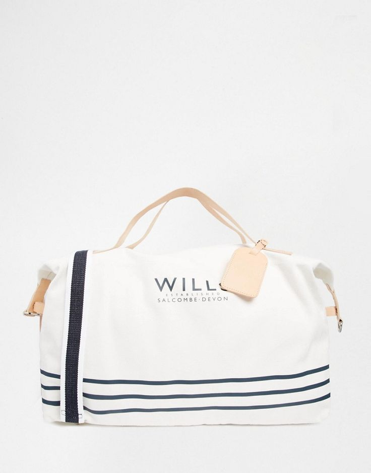 Jack Wills Overnight Holdall | عمفانیعمفانی