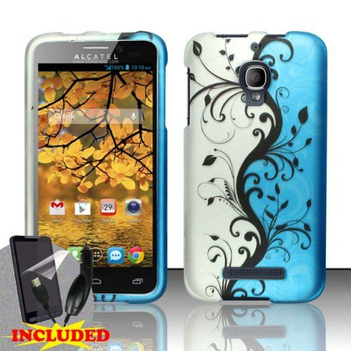 Alcatel one touch fierce t mobile piece snap on