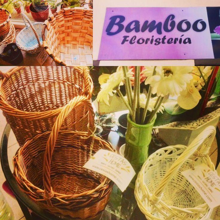 Cestas Home y Floristería Bamboo. Con #unacestadecestashome y las #plantas de Mayca, acertarás seguro. Y si buscas sorprender a alguien que quieres, con #cestasdecalidad y #flores tendrás dos regalos en uno. Visita Bamboo en Madrid, calle Fray Luis de León, 8. #cestasartesanales #blackfriday #calidadcestasdeespaña #handmadebaskets #deco #home