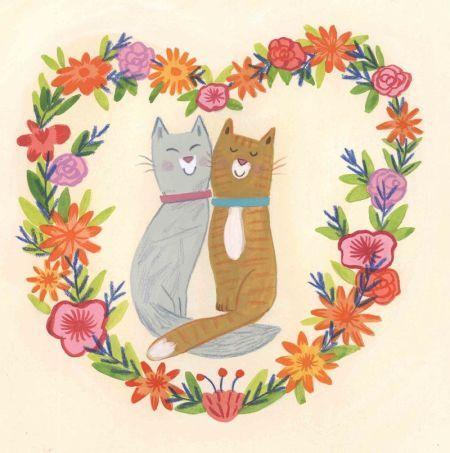 Kay Widdowson - Cat Love