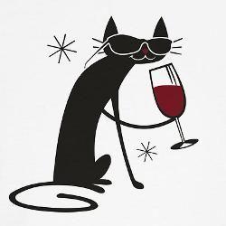Cool cat wine / vinho / vino mxm