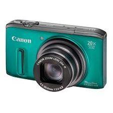 Aparat foto Compact Canon PowerShot SX260 HS Green