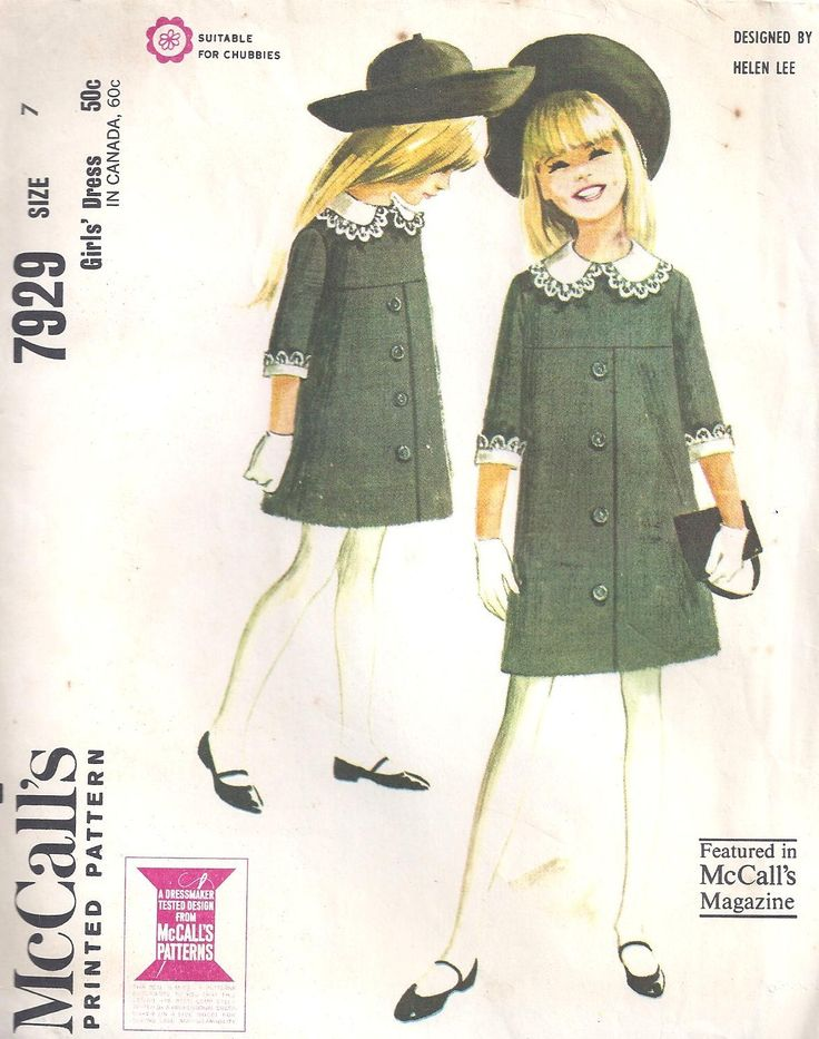 Vintage sewing patterns for children - Google Search