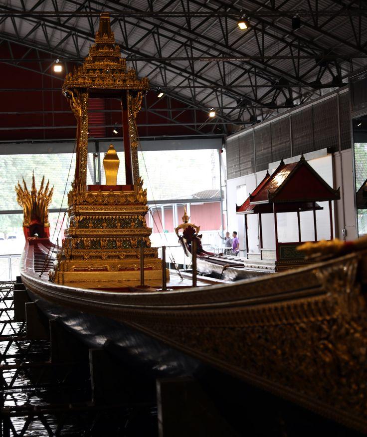 Royal Barge, Bangkok