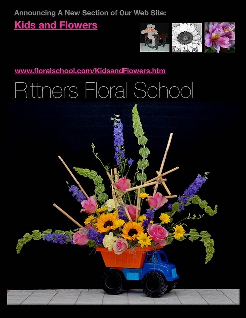 Rittners École De Design Floral