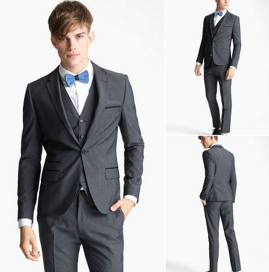 Latest Men's Prom Suits and Tuxedos 2015Fashion Trends 2015 ...