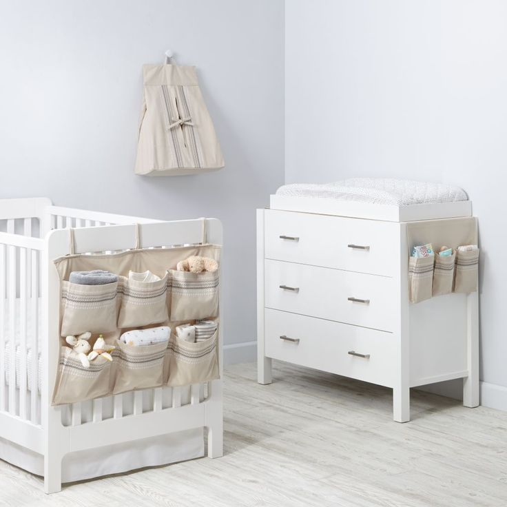 Hushaby Nursery Storage Collection (Neutral) | The Land of Nod