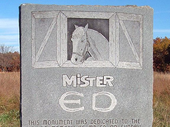 Equine Grave Markers And Headstones for Horses