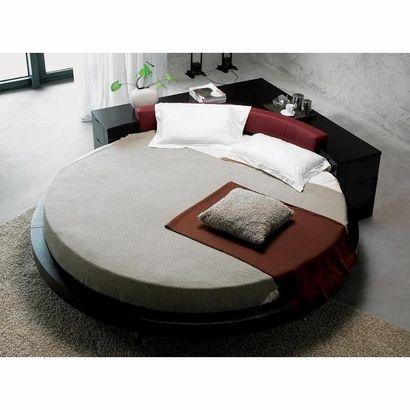 Galileo Round BedRound Beds, Modern Room, Bedrooms Sets, Bedrooms Design, Platform Beds, Chic Design, Bedrooms Furniture, Beds Design, Modern Bedrooms
