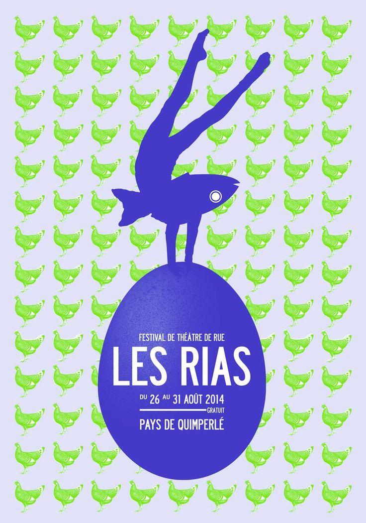 Jardin Graphique Rennes Les rias / festival de rue