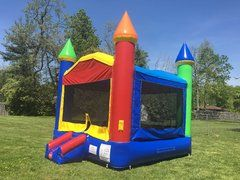 Rainbow Bounce House party-go-round.com/category/bounce_houses/ �  The Best Bounce House Rentals. Cincinnati has to offer!