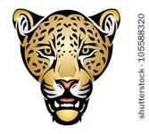 jaguar face silhouette and clip art | Jaguar Vector clip arts, clip art - ClipartLogo.com