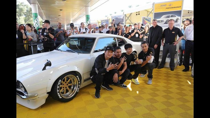 Project Underdog Unveiled at 2016 SEMA Show