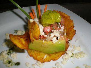 Comida tipica de Venezuela: Patacones!!! es uno plato que se puede comer solo o acompañado.  ¡Yo quiero unoooo o dos!