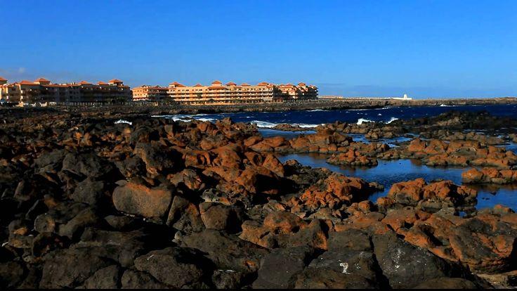Paseo Marítimo Caleta de Fuste, Antigua, playas de Fuerteventura